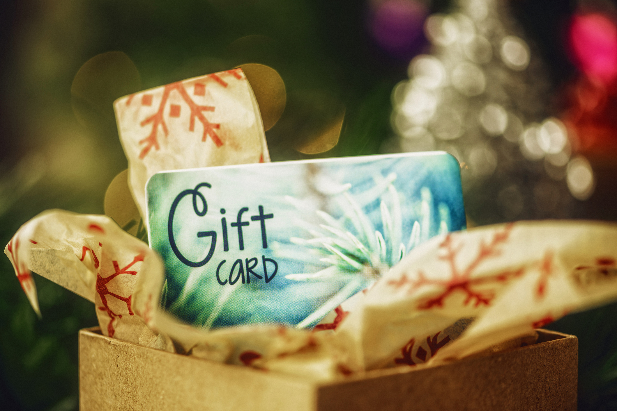 Maximize gift cards - Offer digital and traditional cardsAdd incentives if redeemed during lower volume time-frames