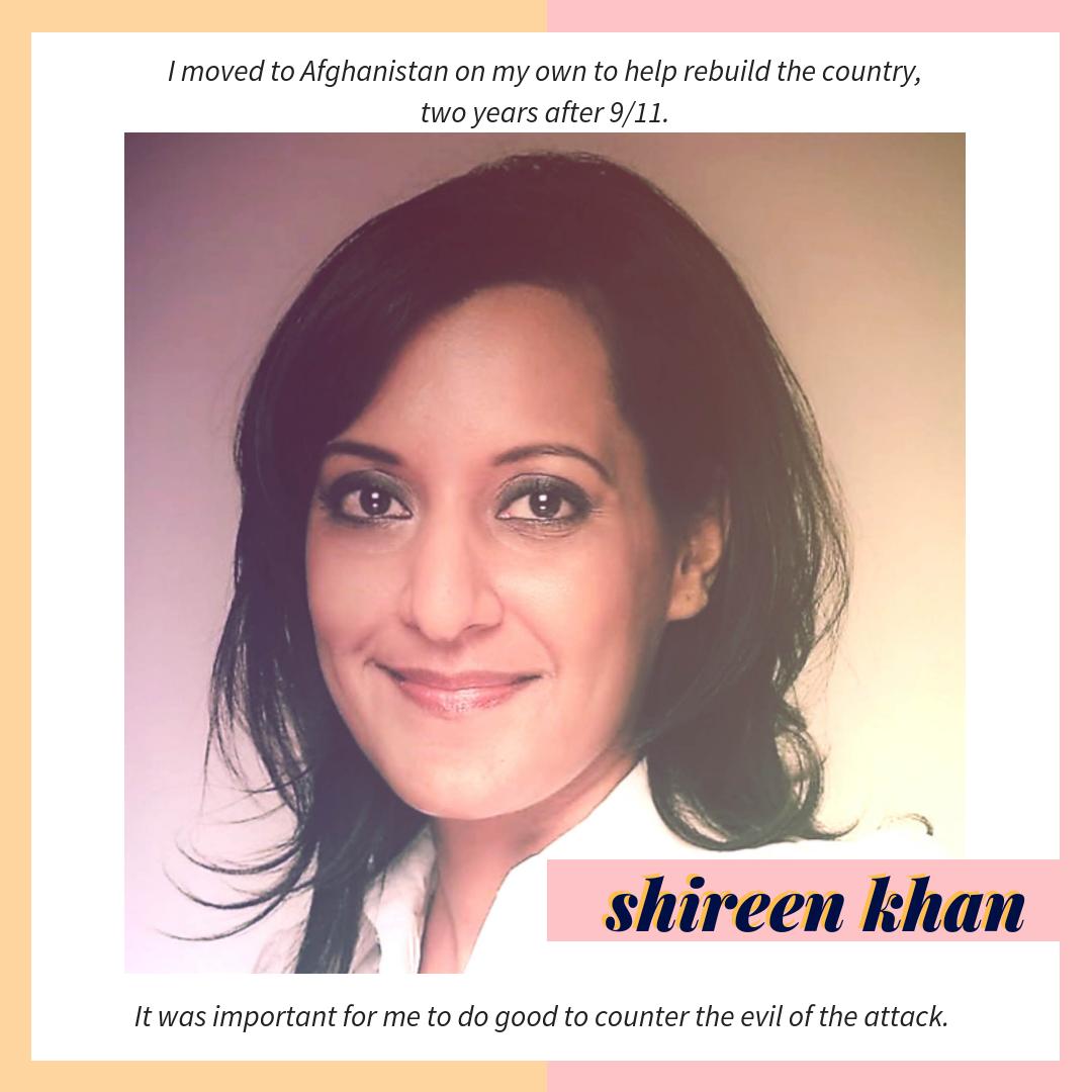 Shireen Khan