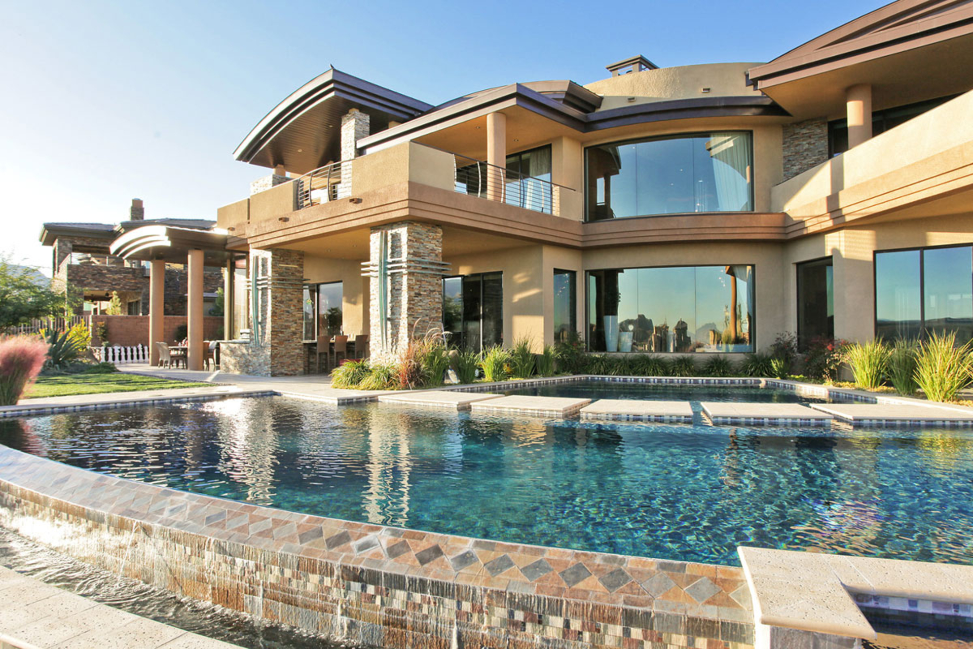 exterior-designs-awesome-beautiful-homes-with-pools-with-garden-with-outdoor-pool-with-garden-lamp-stunning-and-beautiful-homes-with-pools-ideas.jpg