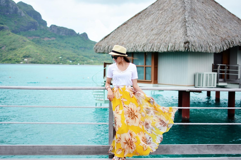 Yellow Floral Maxi Skirt 4.jpg