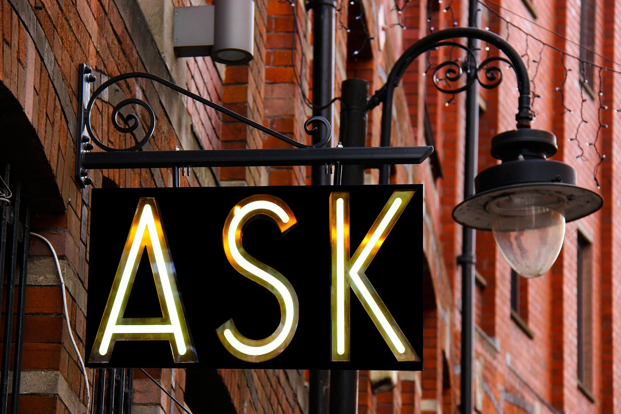 Don't be afraid to ask your advisor these necessary questions