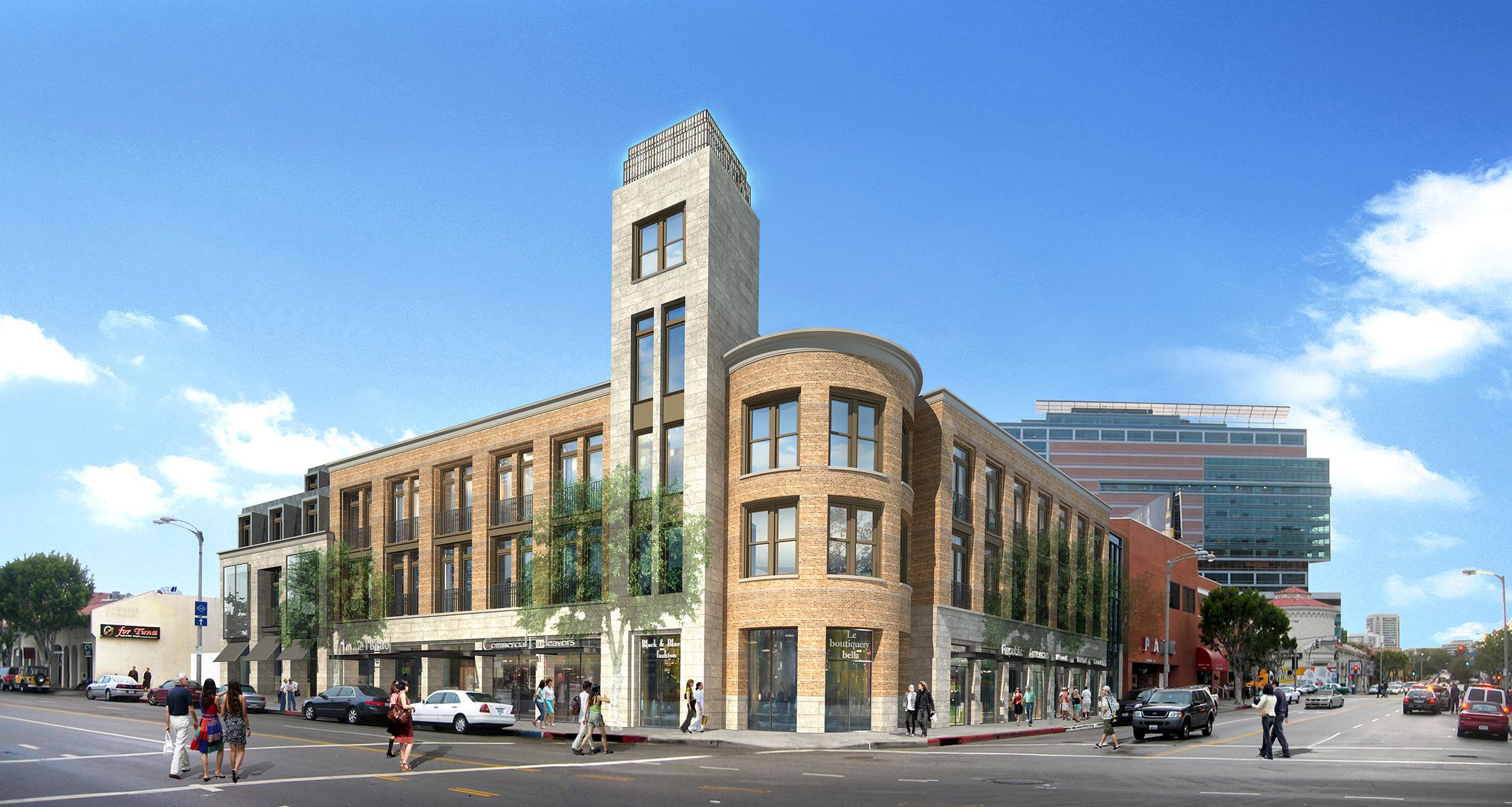 Gayley & Lindbrook in Westwood, CA