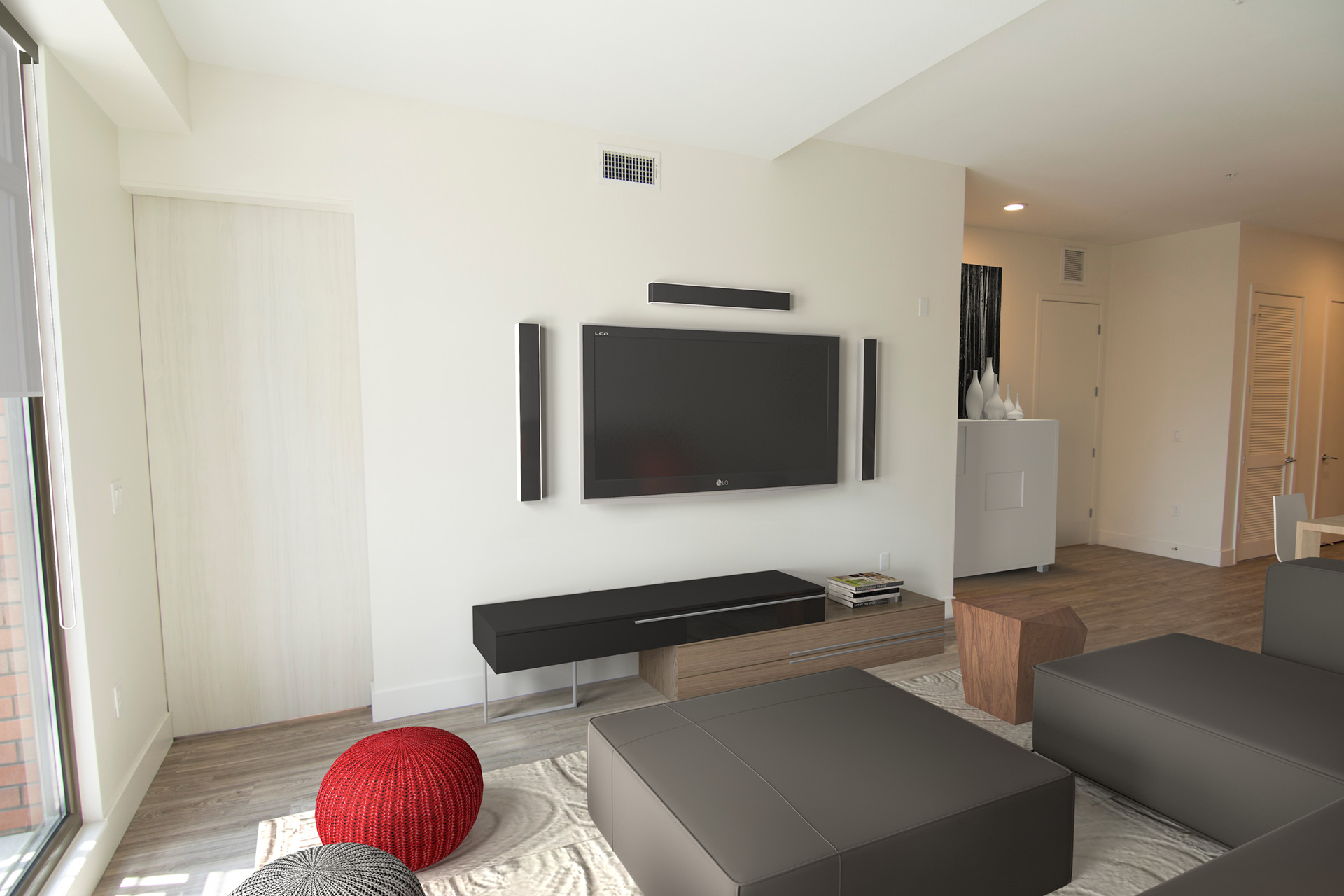 Luxury Apartments for Rent in Westwood, CA Apartments for Rent in Westwood, Los Angeles CA - Gayley & Lindbrook Living Room