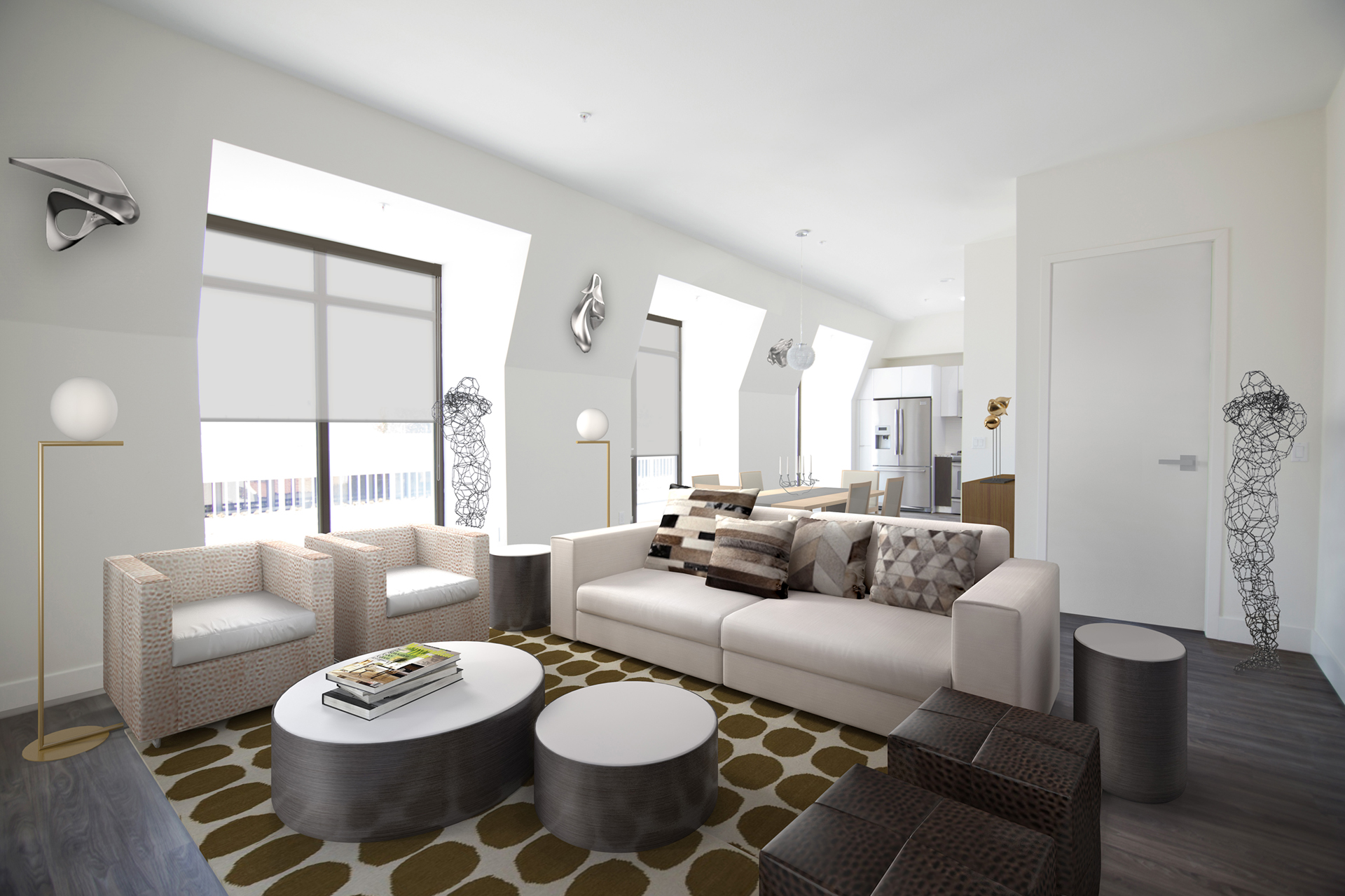 Luxury Apartments for Rent in Westwood