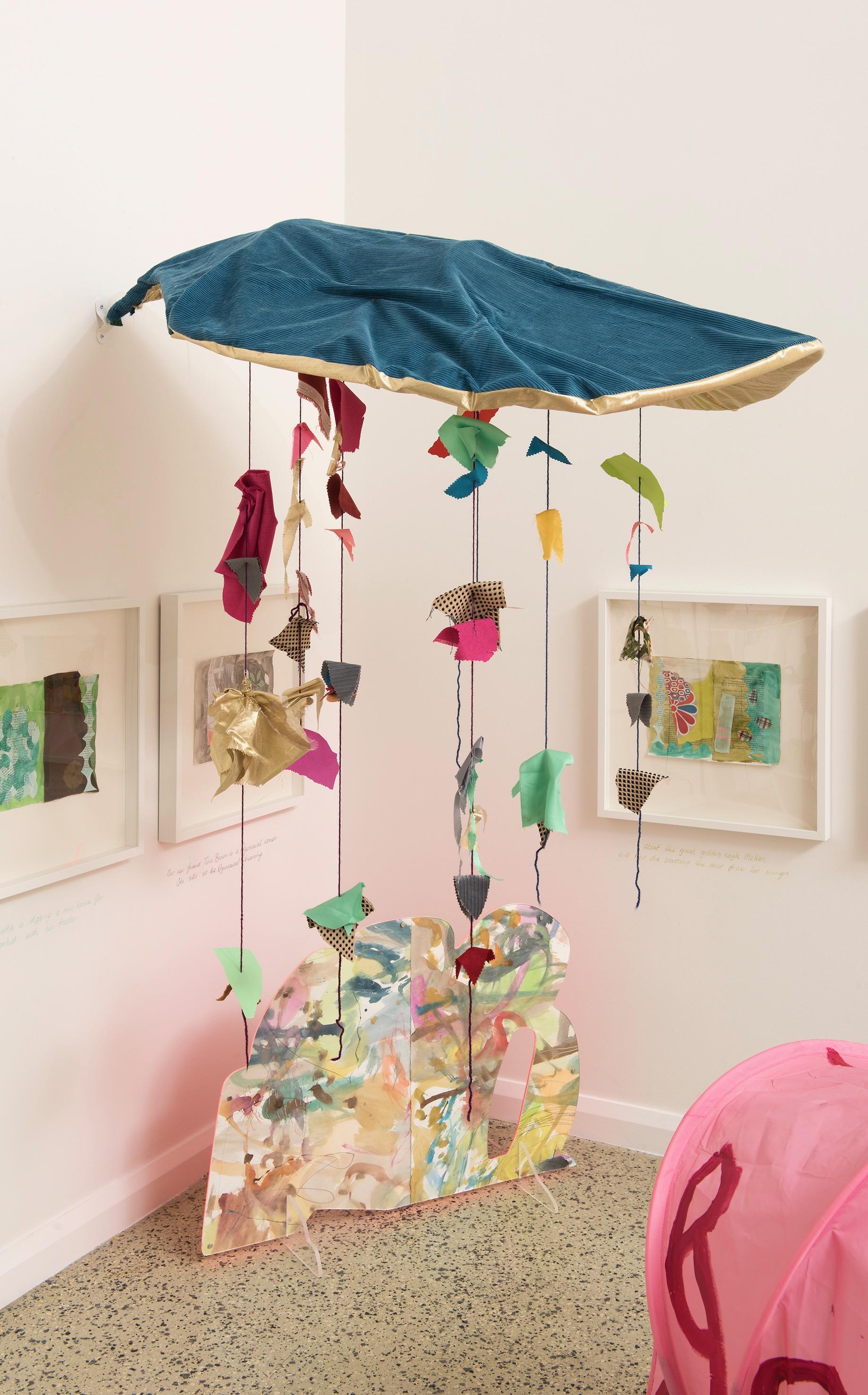 Lanyon Leaf 1, 2018