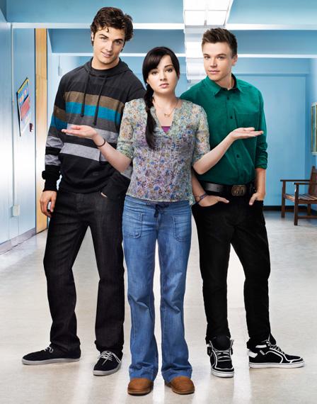 MTV's Awkward stars