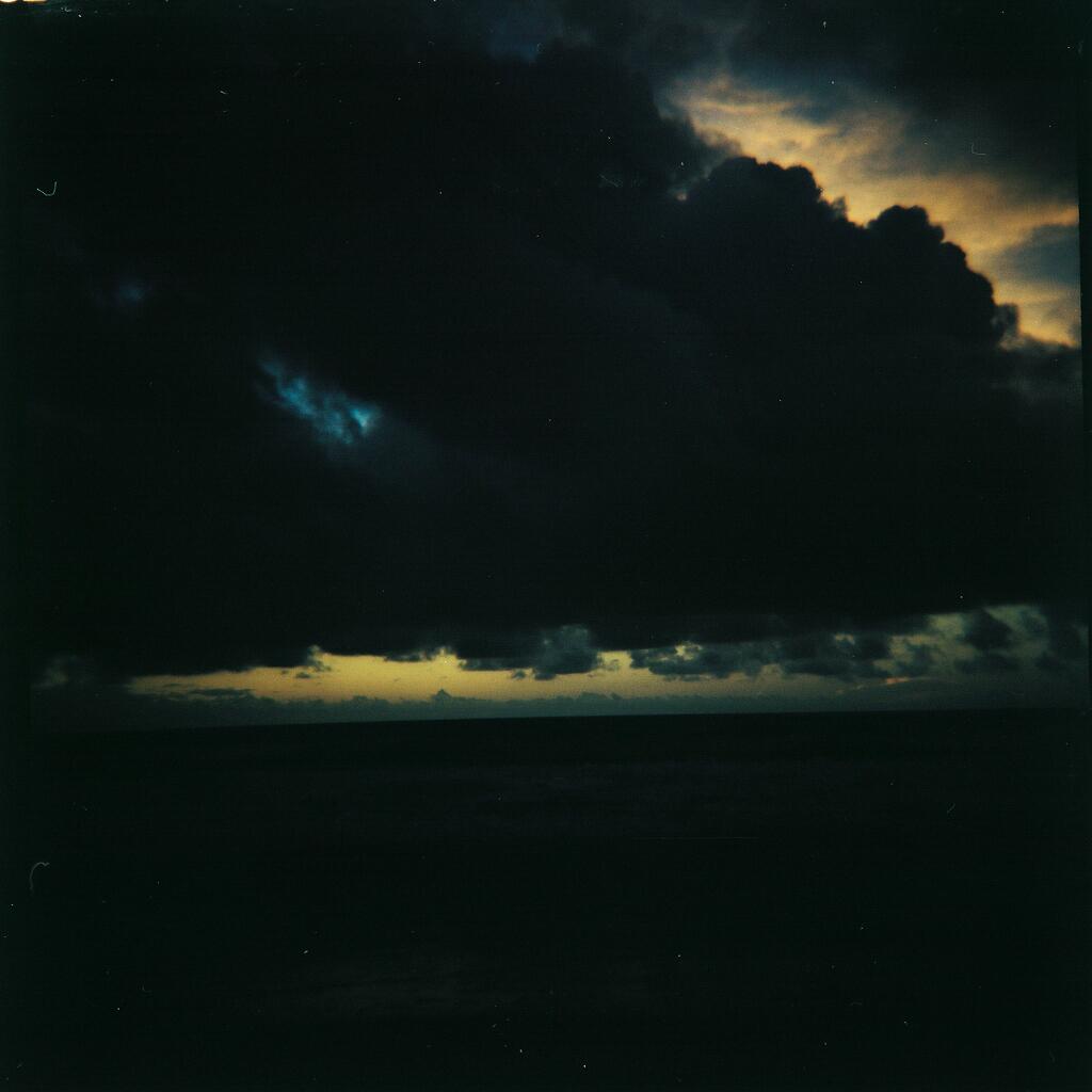 Sunrise. Kodak Portra 100.