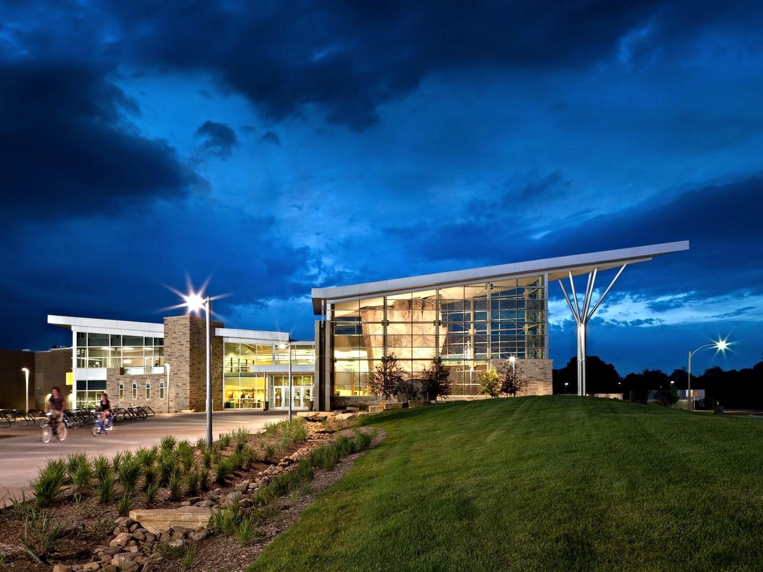Colorado State Rec Center