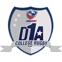 D1A College Rugby is the premier collegiate rugby division in the USA.  Each year we compete in D1A with the goal of progressing to nationals and beating the best college rugby teams in the country.