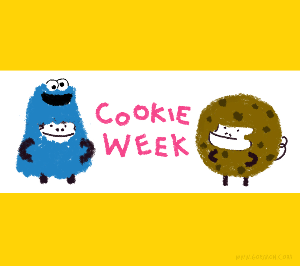 Visit Gormon next week for cookie recipes!  Soft, chewy, crispy - we've got something for everyone!  What kind do you like?