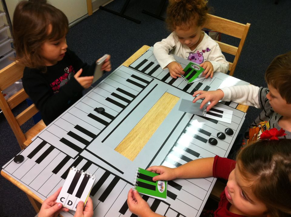 Kids Music Funtime Class ages 3-7