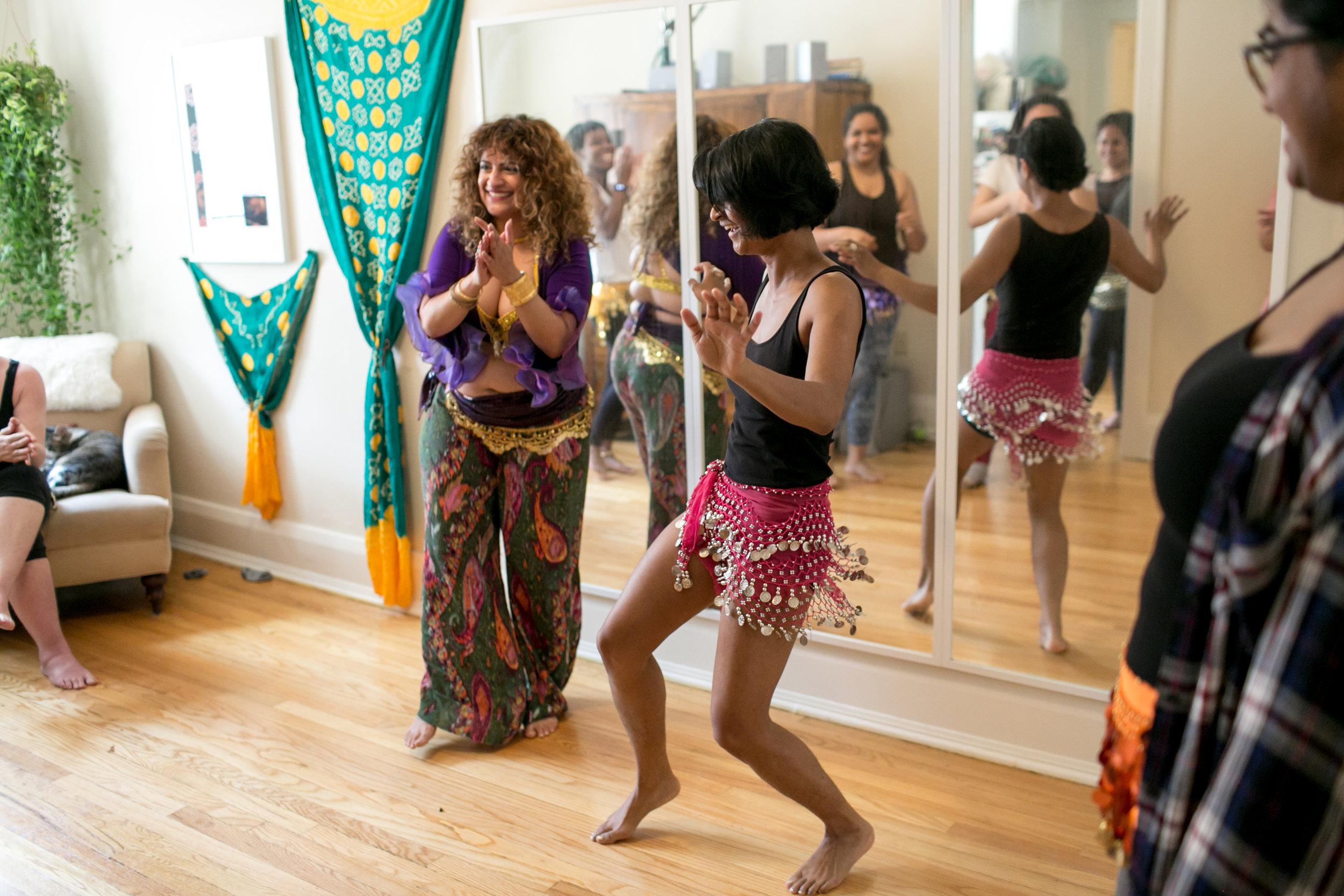 Belly Dance -