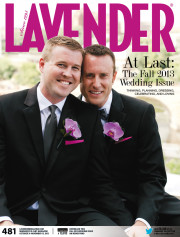 LAVENDER: THE WEDDING ISSUE
