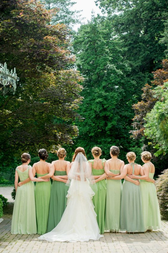 Style Architects Weddings - Greenery