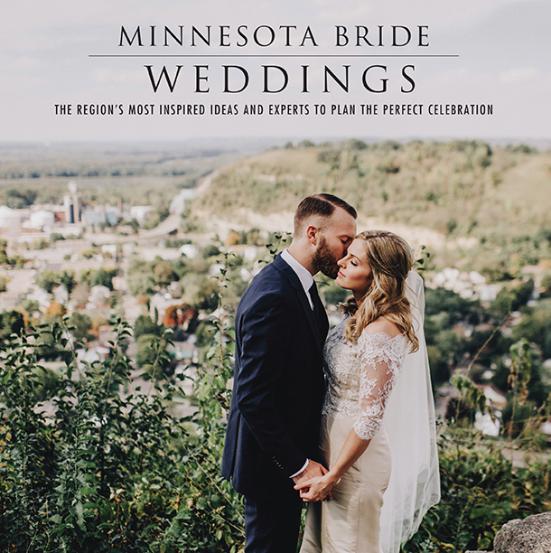 MINNESOTA BRIDE WEDDINGS: ALYSON + GEOFF MARKHAM