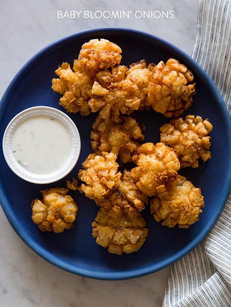 Baby Bloomin' Onions