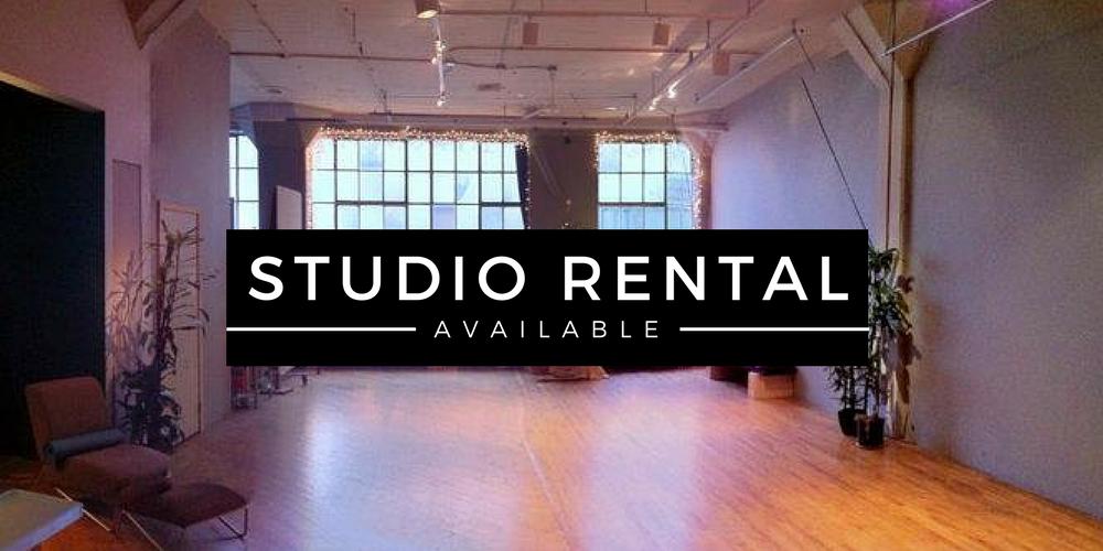 The Dance Loft SF Studio Rental