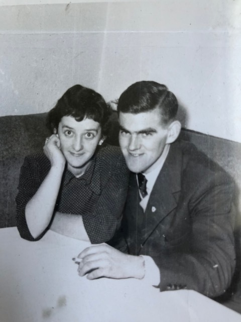 Partner Flow is dedicated to my Mum & Dad, Bertie and Joan Cunningham, who fell in love on the dance floor 55 years ago and are still happily dancing together today.