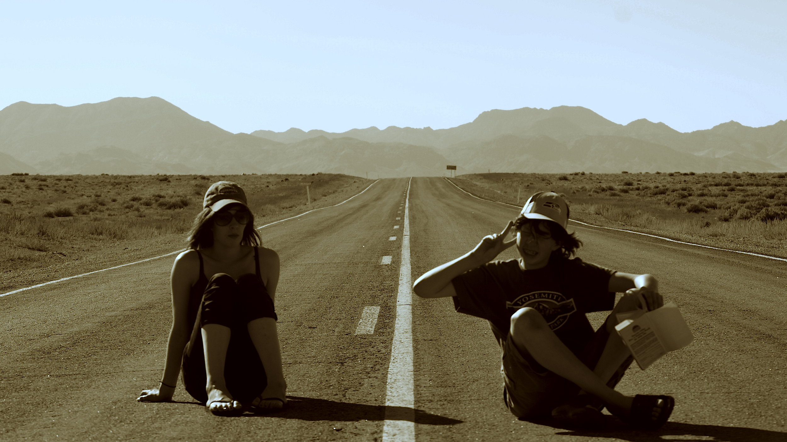 US 50 - The Lonely Road