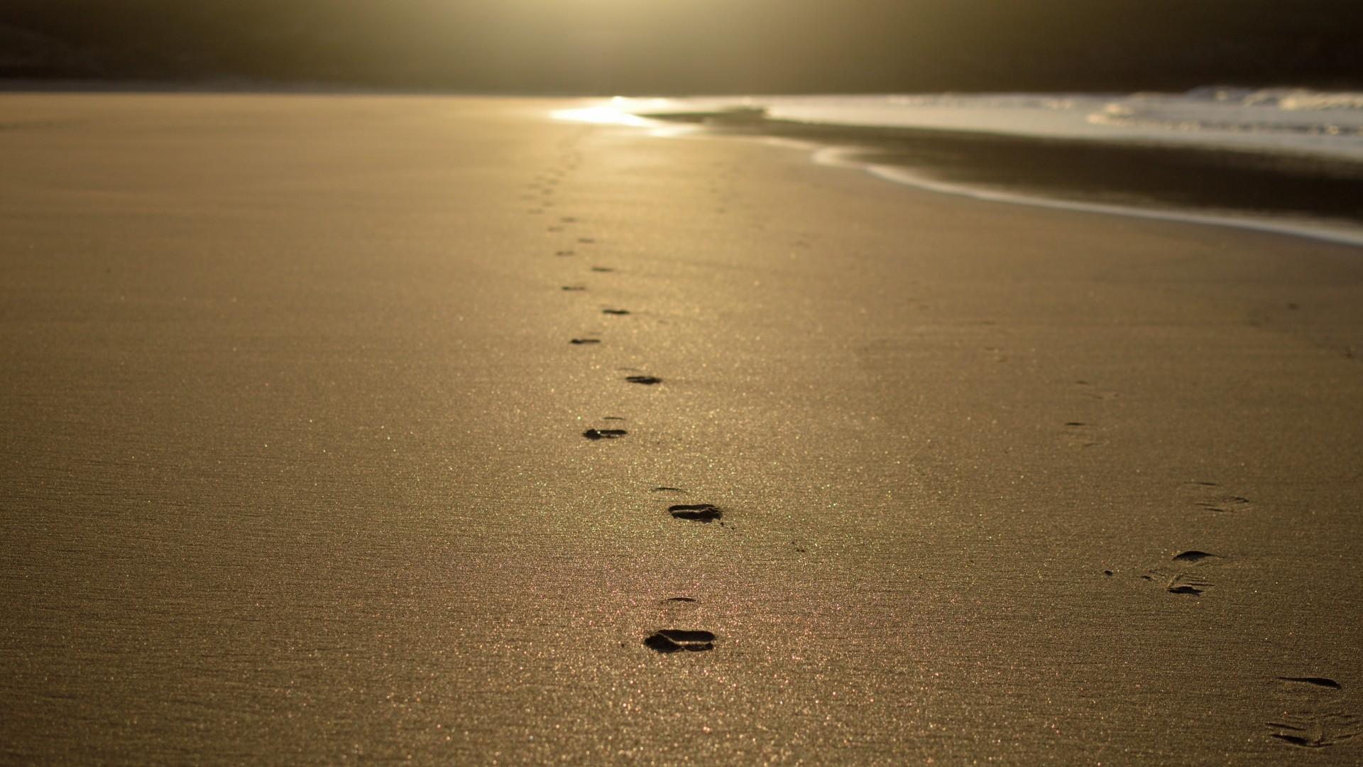 sand steps