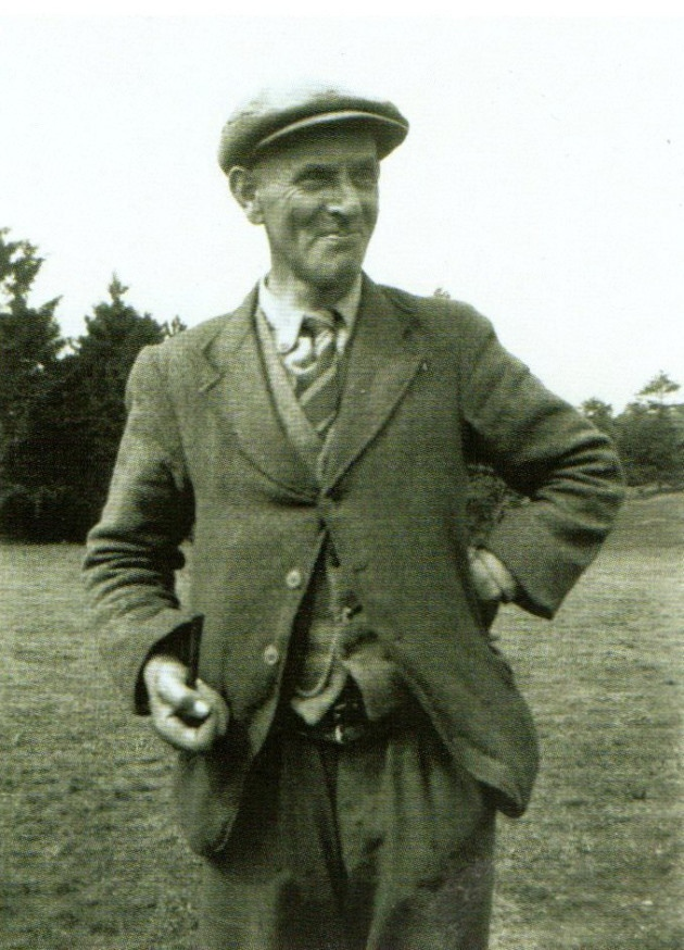Basil Brown - The archaeologist