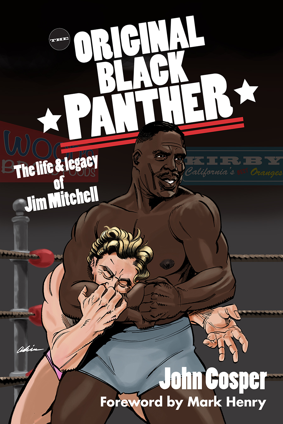Jim Mitchell - The Original Black Panther