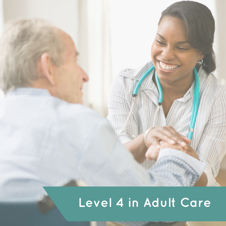 level 4 in adult care qualification. level 4 health and social care sheffield rotherham. adult care course level 4