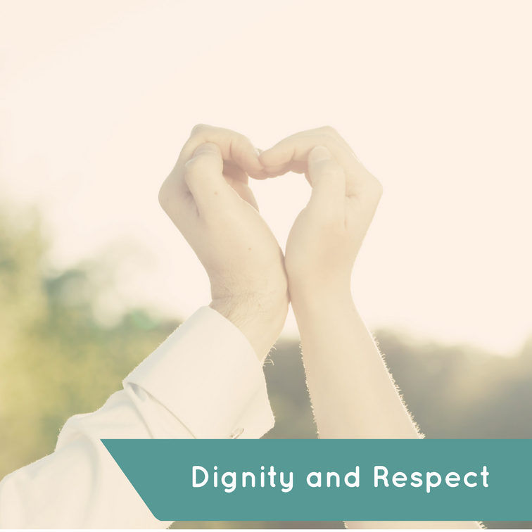 dignity and respect training health and social care sheffield rotherham doncaster chesterfield