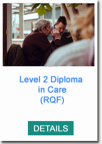 Click here for information on: Level 2 Diploma in Health & Social Care