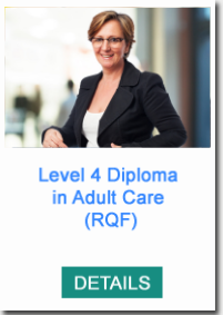 level 4 diploma in adult care