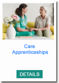 care apprenticeship. level 2 care worker. level 3 adult care worker. apprenticeships health and social care