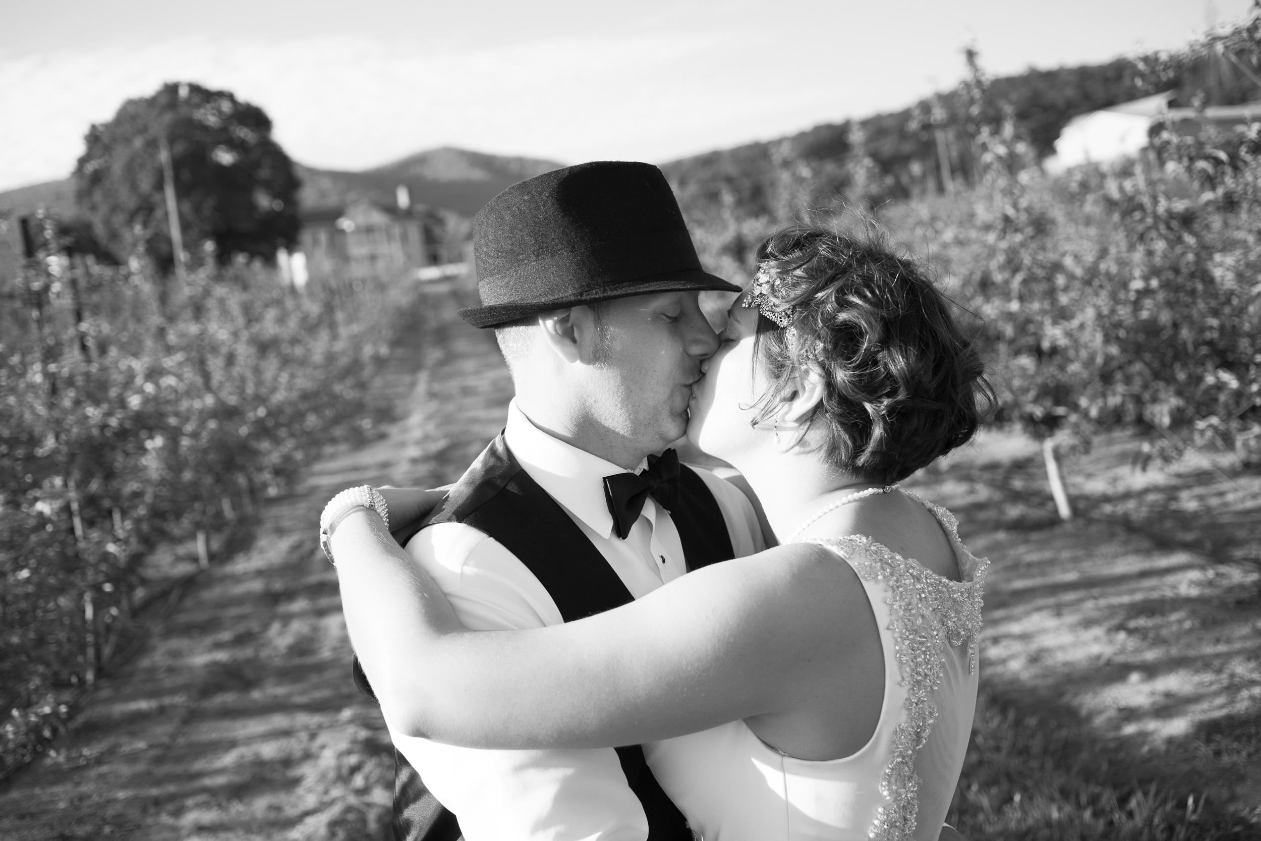 Doe Creek Farm Wedding, Pembroke, Virginia