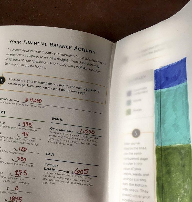 my life through data finance