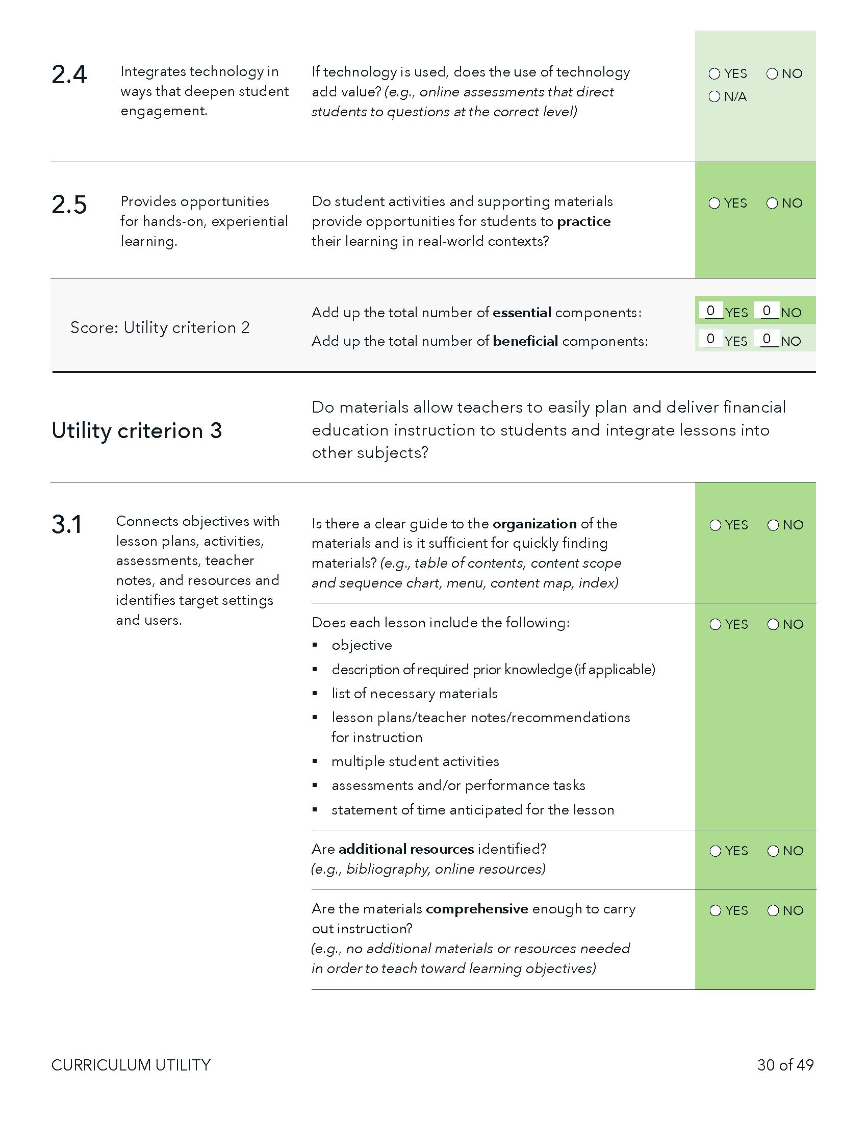 CRT utility inside