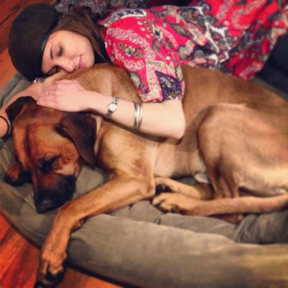 Brittany and Gunner