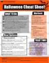 Halloween Cheat Sheet