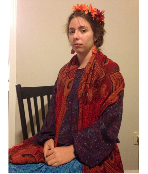 Beth Anne Casstevens   as Frida