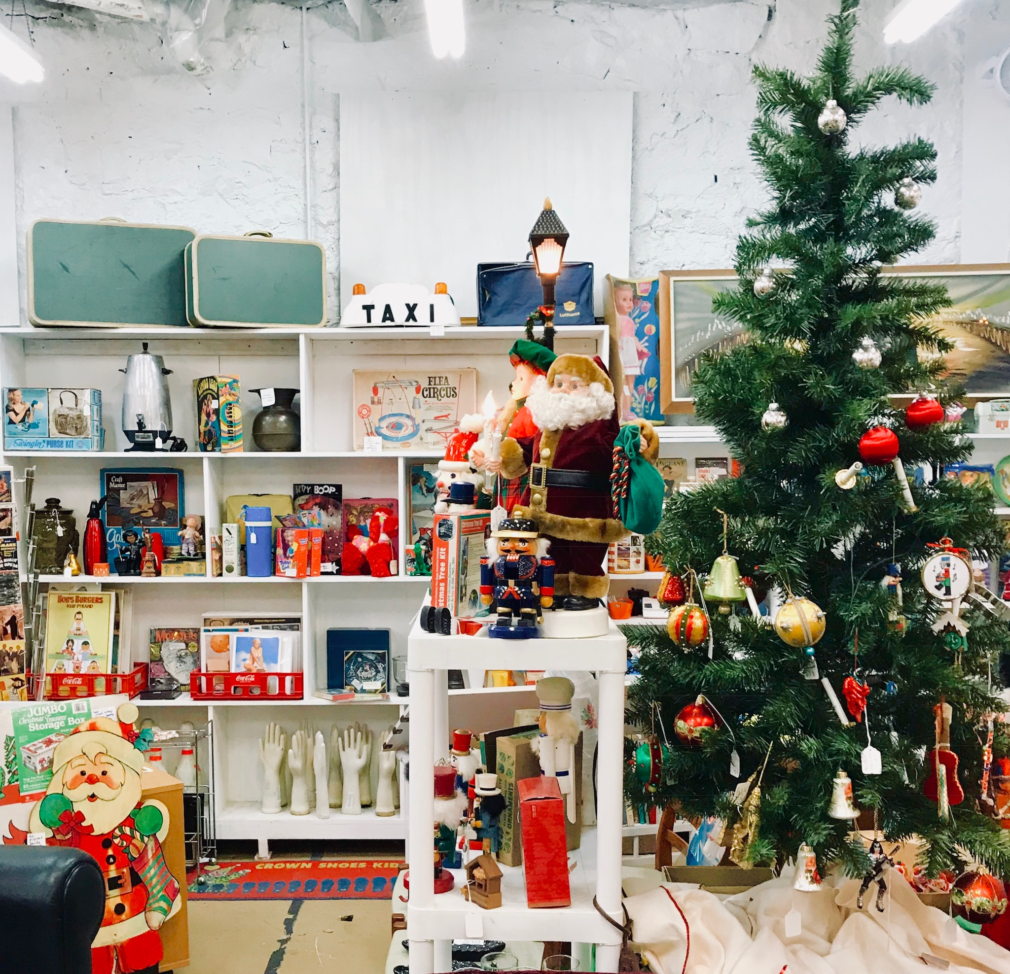 Favorite place to gift shop:  Highland Row Antiques  in Atlanta