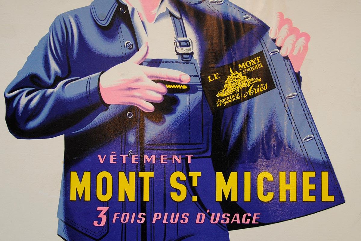 ©  Le Mont St Michel.