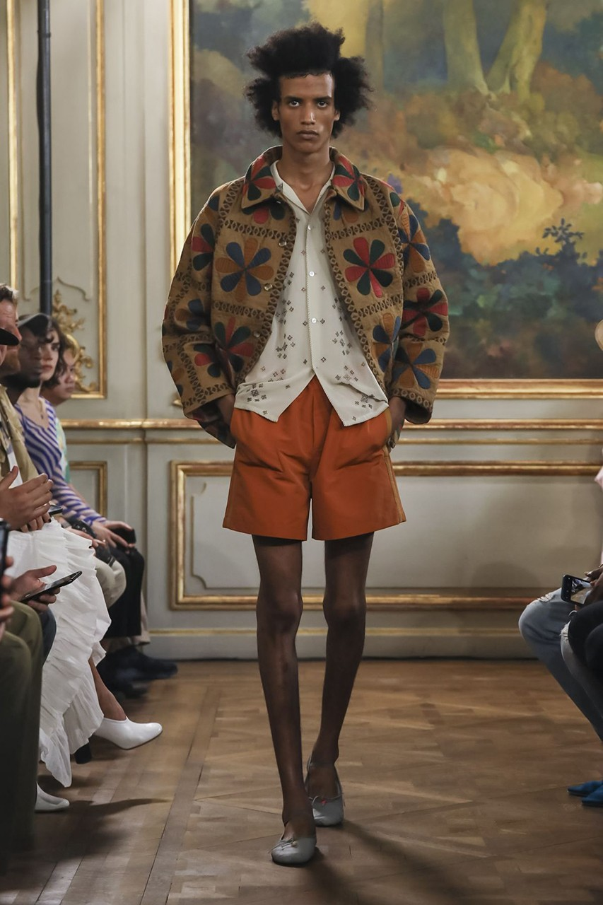 Going to wait patiently for this jacket (Source: Vogue)