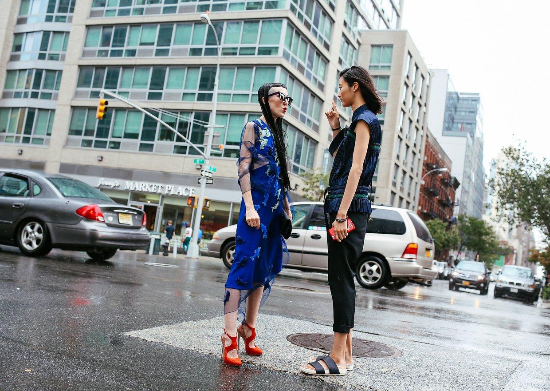 Michelle Harper & ji Hye
