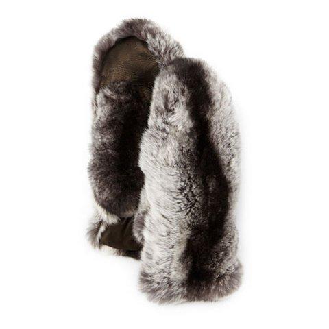 Guanti tavşan kürkünden yapılmış eldiven , $225