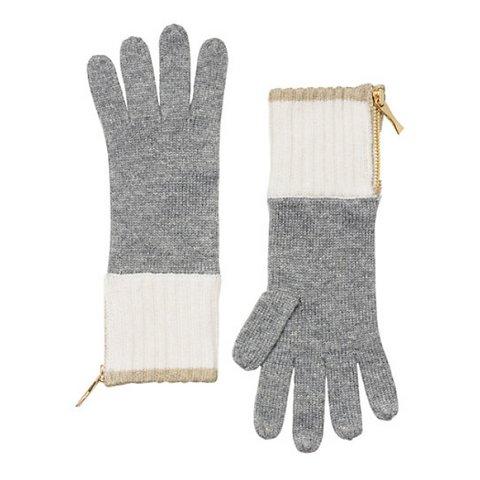 Kate Spade fermuarlı eldiven, $68