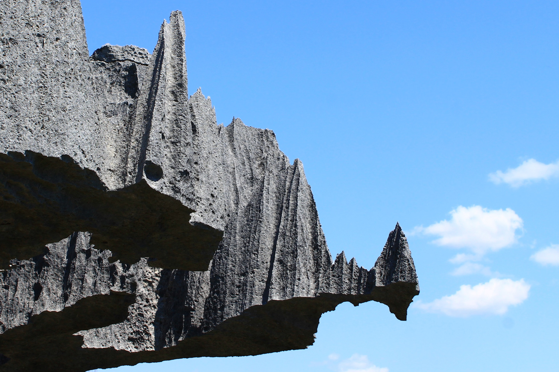 Tsingy de Bemaraha National Park.