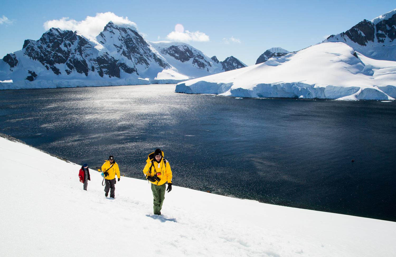 Orne Harbor, Antarctic Peninsula.