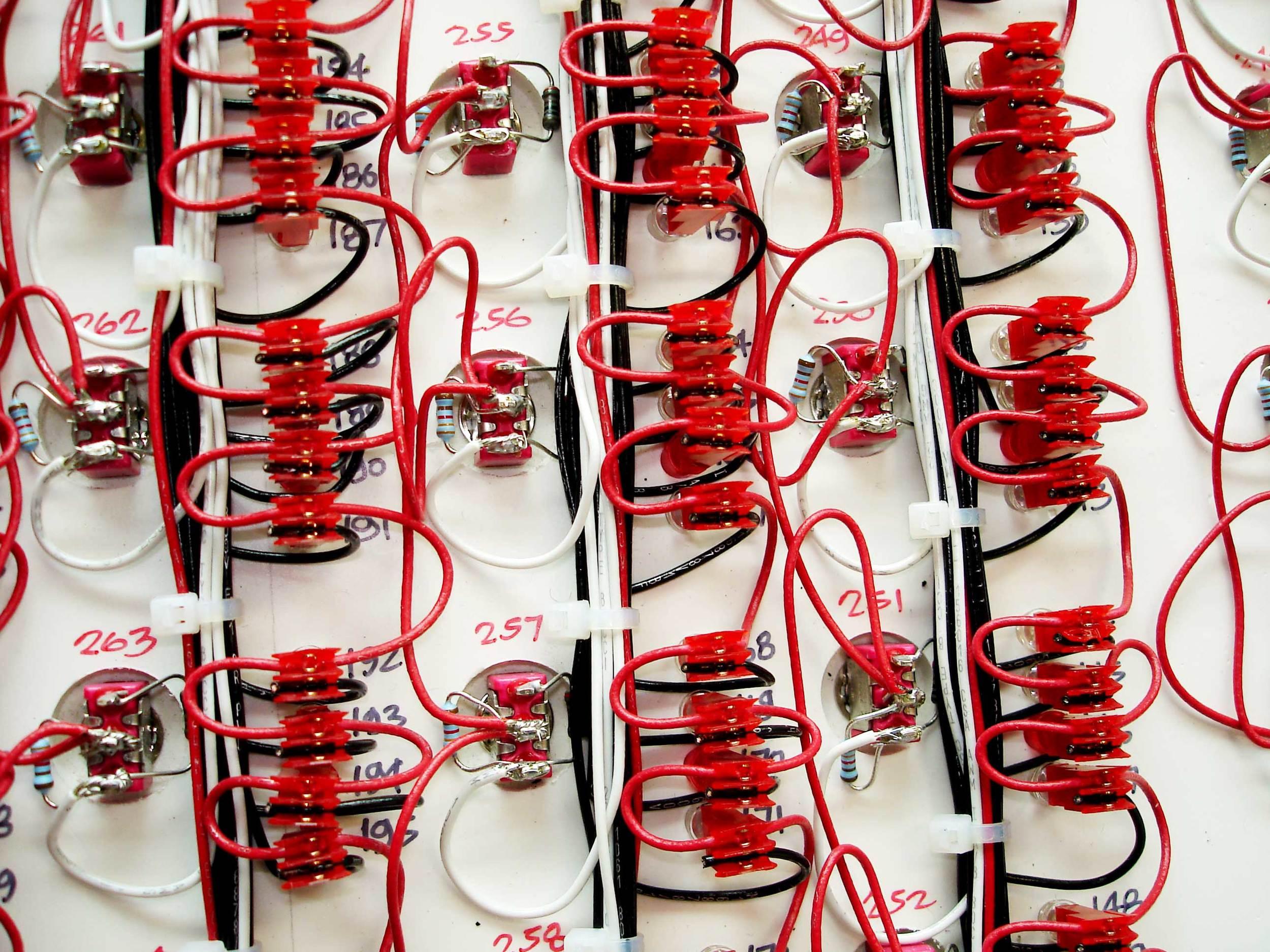 Smoke Control Panel Wiring