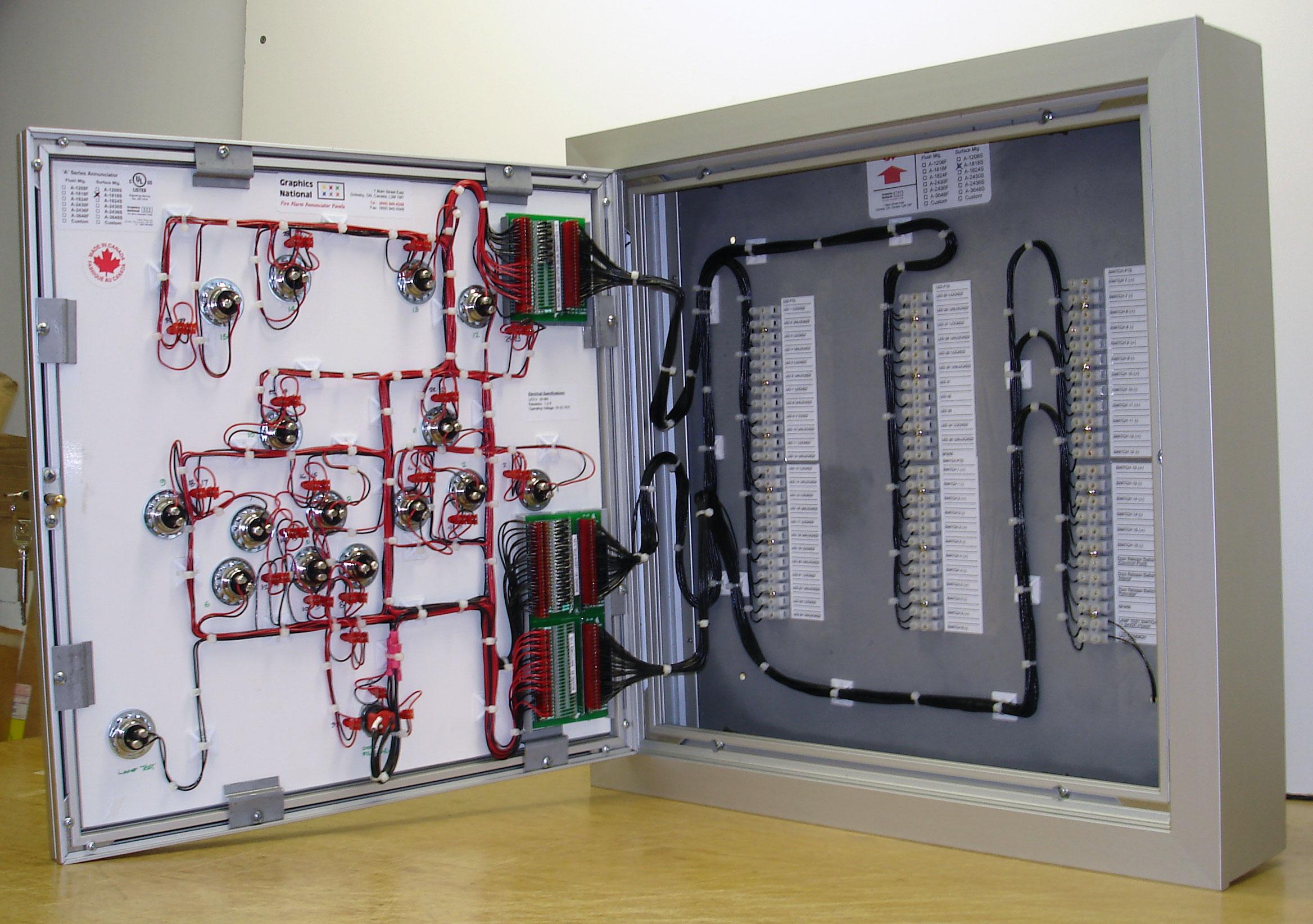 Custom Graphic Control Panel