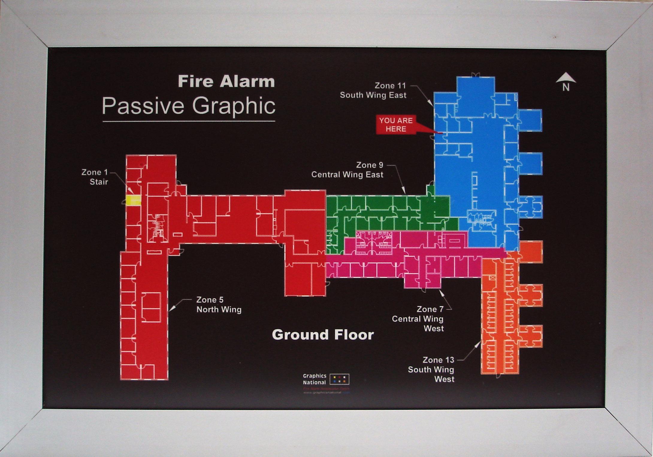 Fire Alarm Passive Graphic