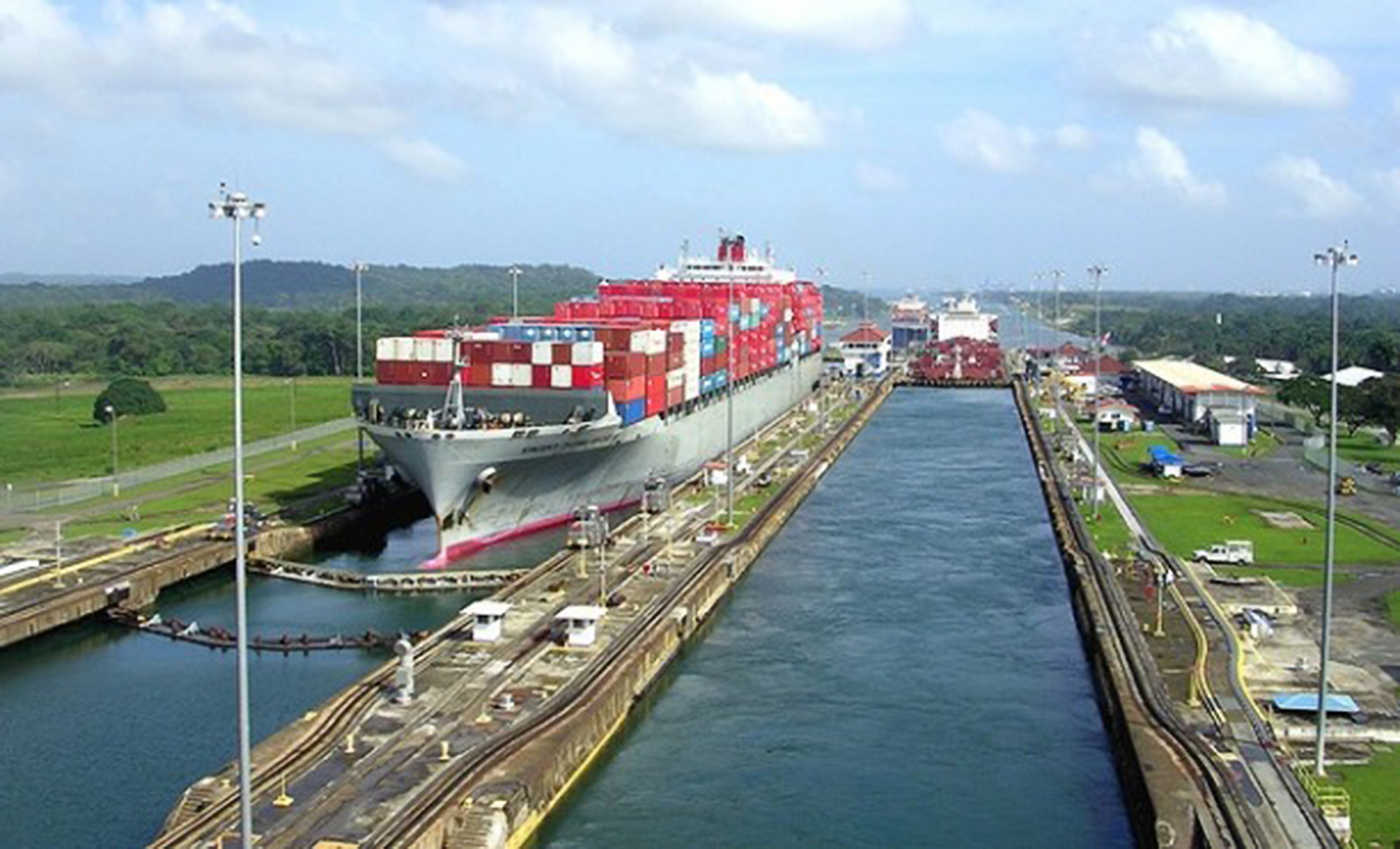 Graphic Annunciators for Panama Canal