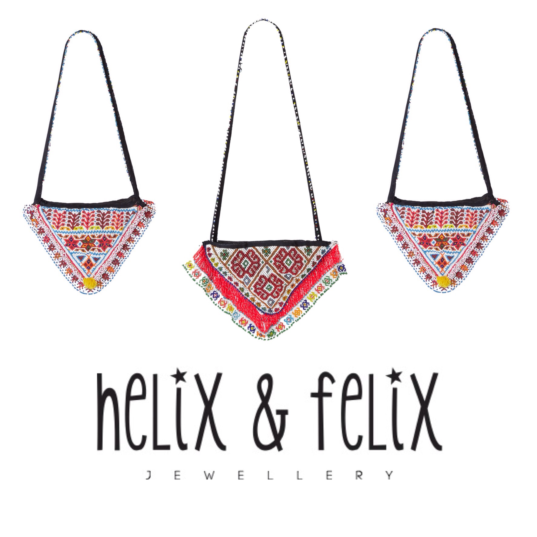 Helix and Felix Traveller Bags